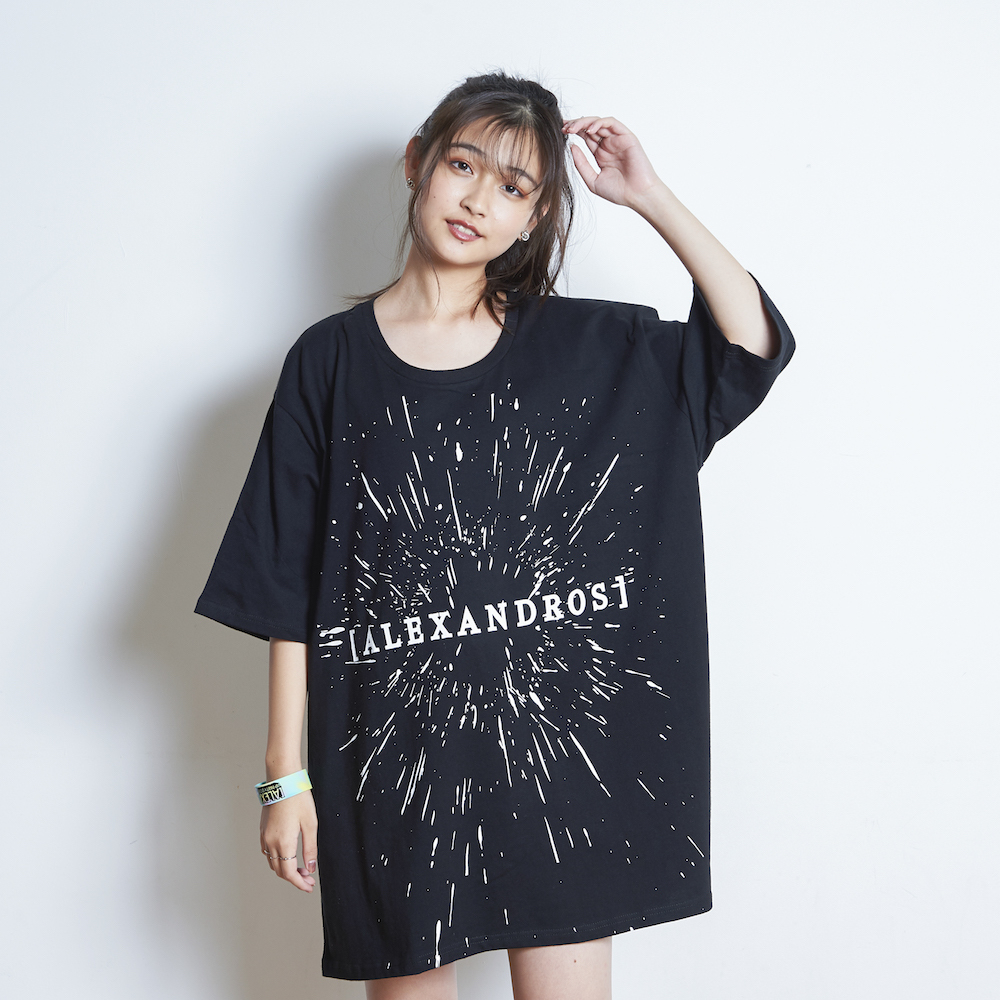 BIG SILHOUETTE TEE 2018 SUMMER (BLACK)